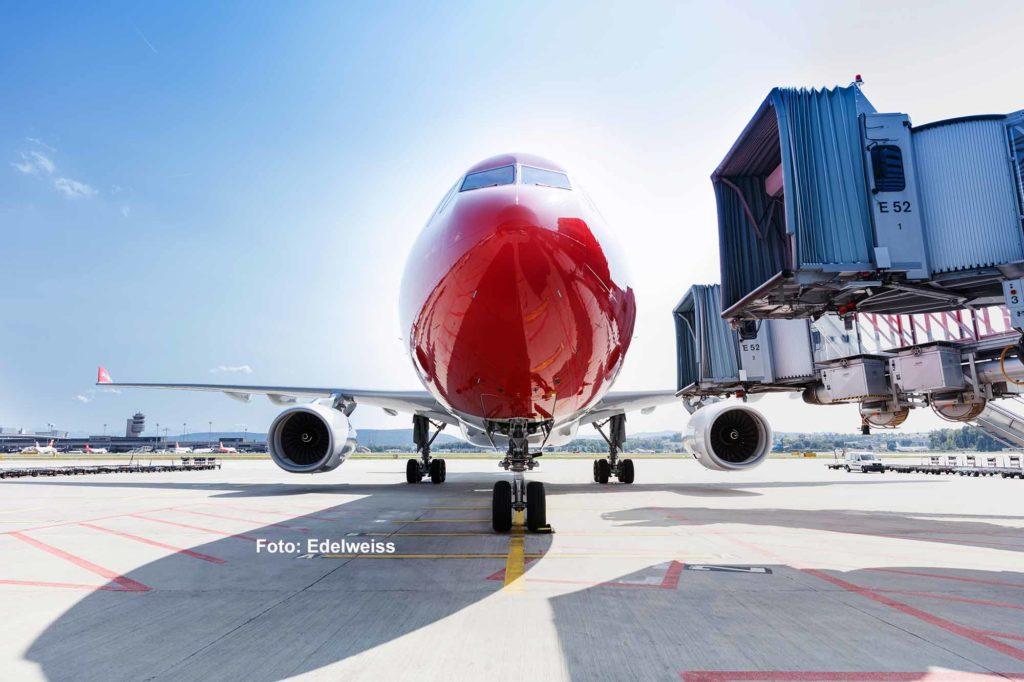 Edelweiss A330 / Foto: Edelweiss