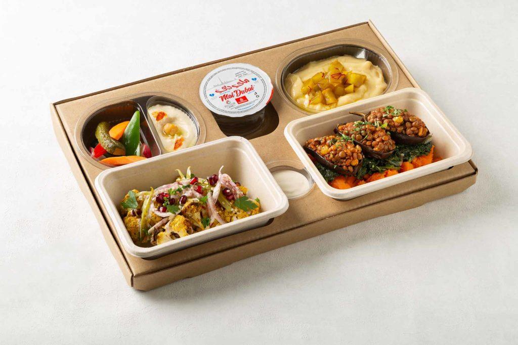 Essen&Trinken: Koscheres Essen für Emirates-Flüge von Kosher Arabia / Credit: Kosher Arabia / Mandy Toh Photography