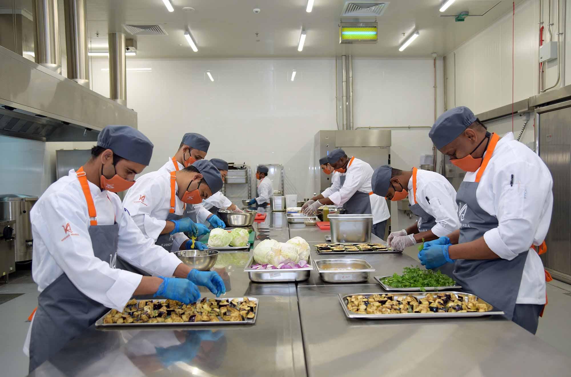 Essen&Trinken: Bei seiner Produktion legt Kosher Arabia besonderen Wert auf den nachhaltigen Einsatz von Ressourcen / Credit: Kosher Arabia
