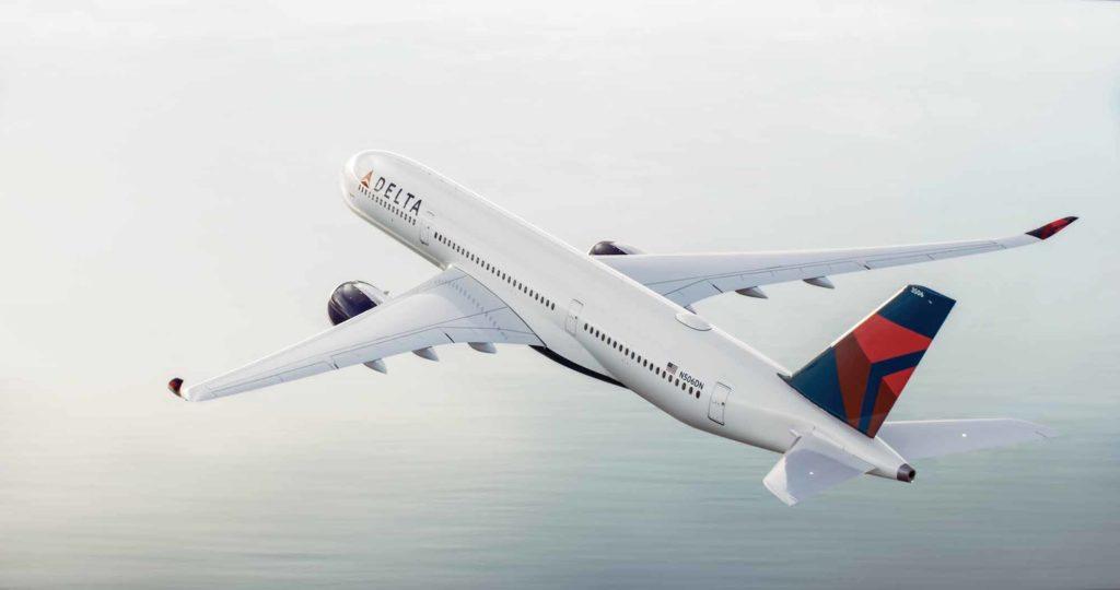 Delta setzt für die Langstrecke u.a. auf den A350 / Foto: Delta