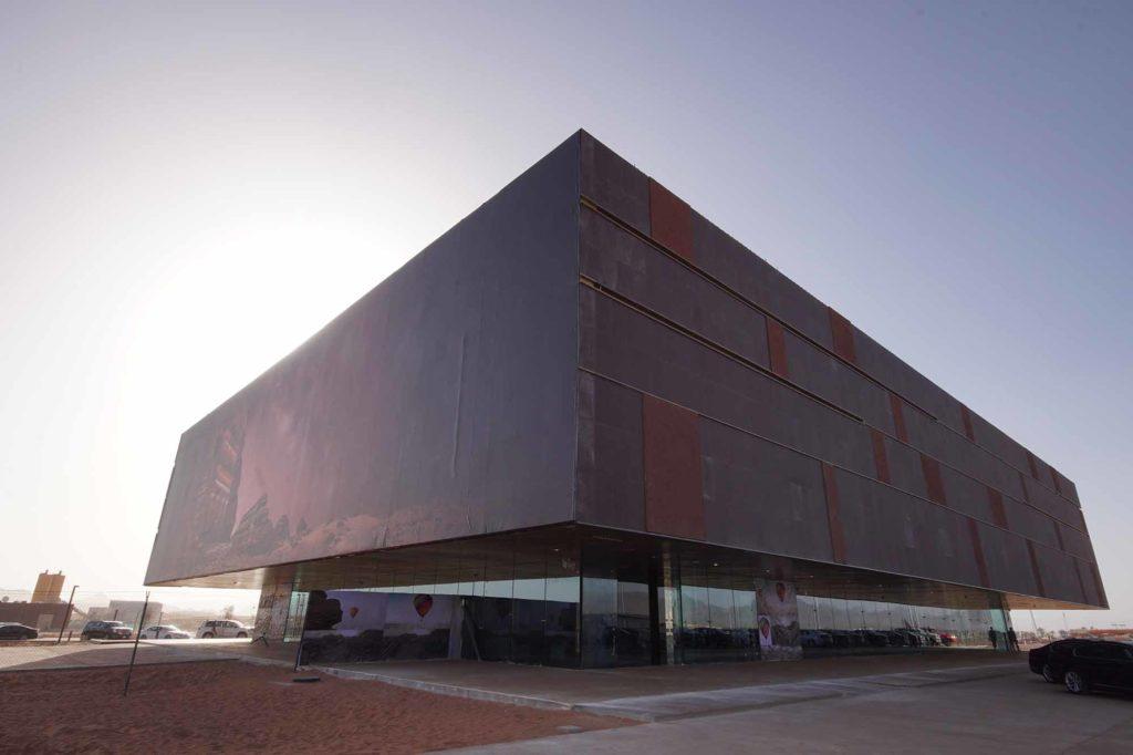 AlUla International Airport / Copyright Royal Commission for AlUla (RCU)