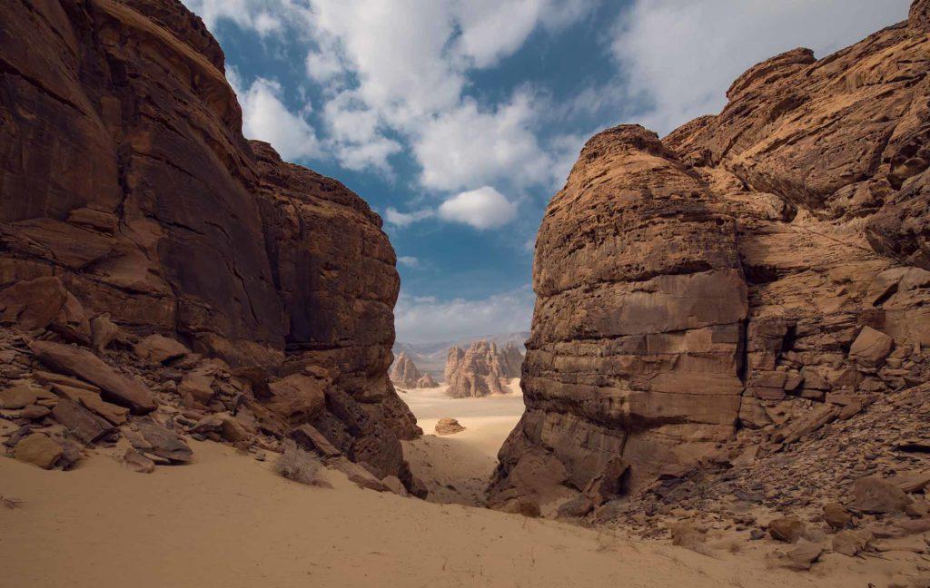 Ashar Valley / Copyright Royal Commission for AlUla (RCU)