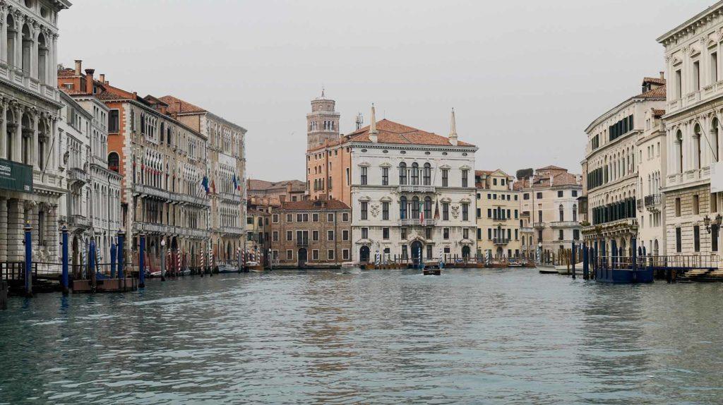Canal Grande, im Venezianischen Canalazzo. / Foto: Prosecco DOC