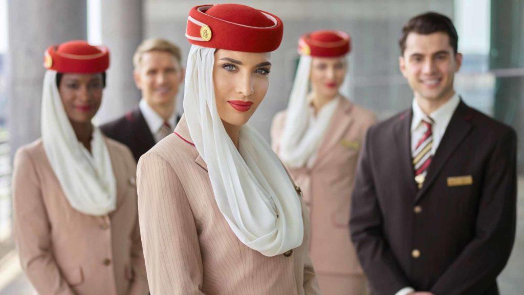 Einstellungsoffensive in Dubai: Emirates sucht 3.000 Flugbegleiter und 500 Flughafen-Mitarbeiter / Foto: Emirates