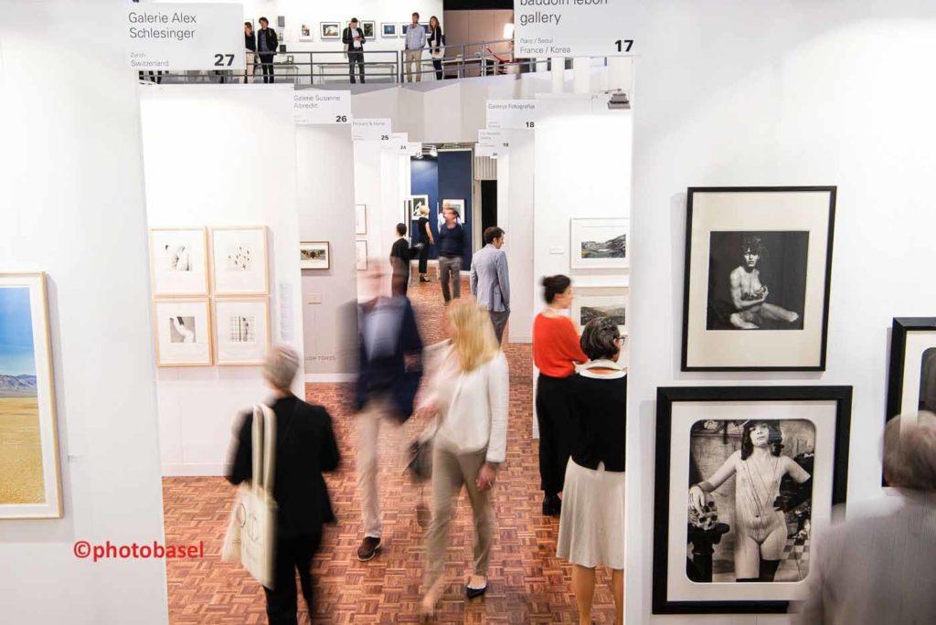 Die Kunstmesse photo basel kehrt für ihre sechste Ausgabe ins Volkshaus Basel zurück / ©photobasel