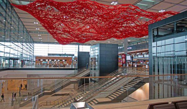 BER Terminal 1 / Foto: Ingo Paszkowsky