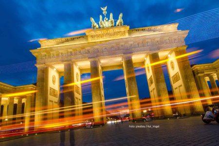 In Berlin gibt es weit aus mehr zu bestaunen, als nur das Brandenburger Tor. Foto: pixabay / Kai_Vogel