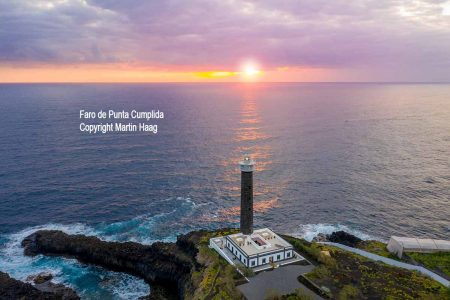 Faro de Punta Cumplida Copyright Martin Haag