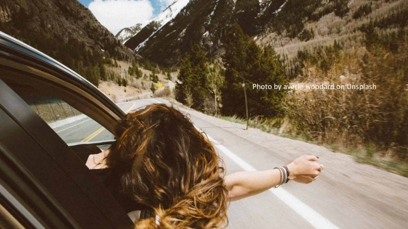 Von Roadtrip bis Blind Booking: Reisen kann so spannend sein! (Quelle: averie woodard on Unsplash)