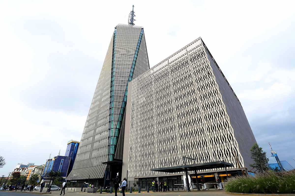 Britam Tower Copyright: Samuel Ndegwa